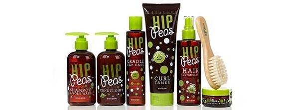 HIP Peas Brosse Douce B/éb/é